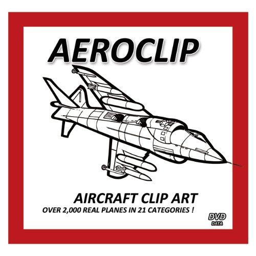 Aeroclip Aircraft Clip Art