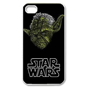 FOR Iphone 4 4S case cover -(DXJ PHONE CASE)-Star Wars-PATTERN 12