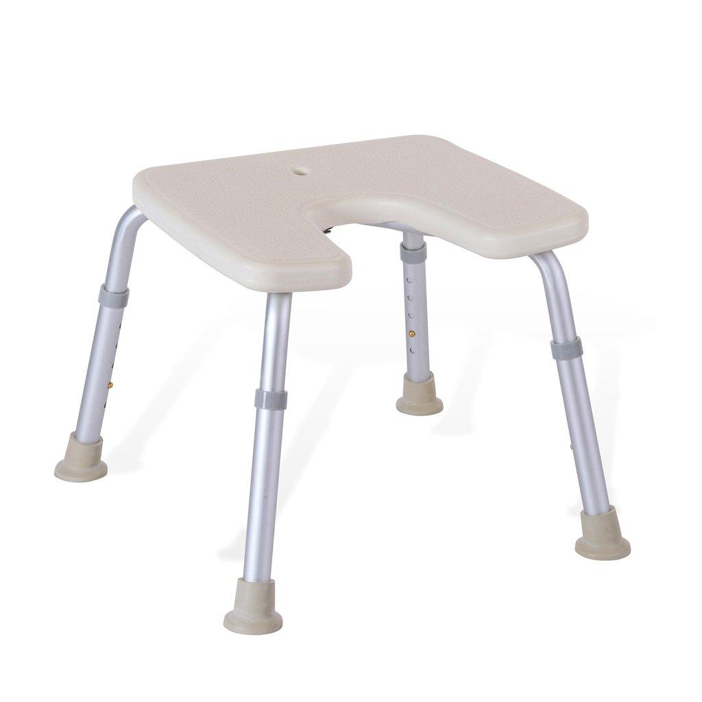 配送員設置 GRJH® B079GK4C5X シャワー椅子、高さ調節可能錆びない老人バス椅子バスルームアルミニウム合金シャワーチェア 防水,環境の快適さ GRJH® B079GK4C5X, Baby A-GoGo:5c72c1ff --- bsicapital.com.br