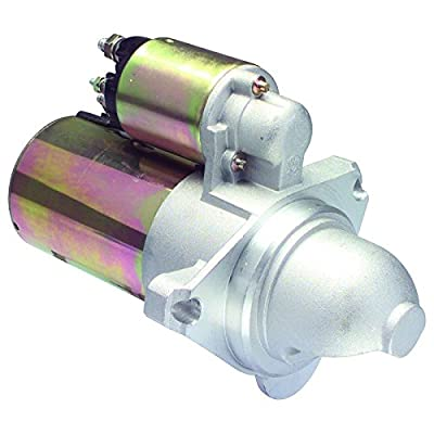 New Starter For 2002-2006 GMC Envoy & Chevy Trailblazer, 2004-2005 Buick Rainer, 2002-2004 Olds Bravada 4.2L V6, 10465527 10465582 12563863
