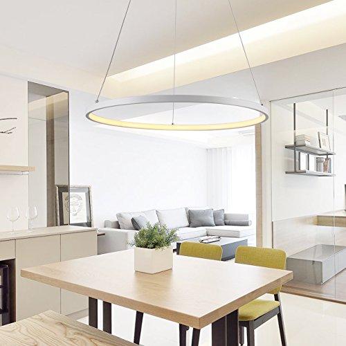 everflowery modern chandeliers modern pendant light round shape
