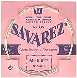 Savarez Strings 526R  Bronze Classical Guitar Strings, Medium