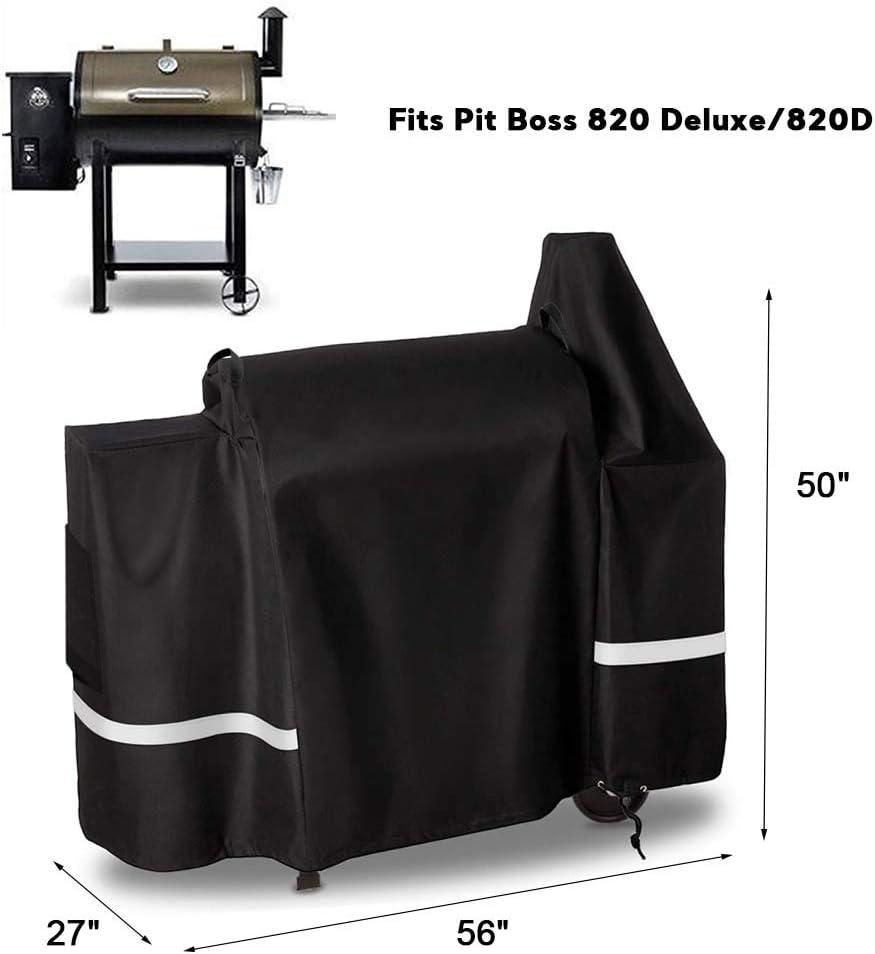 Grill Cover Fits Pit Boss 700FB,700D,700S,700SC,820PB,820FB,820D Pellet Grills