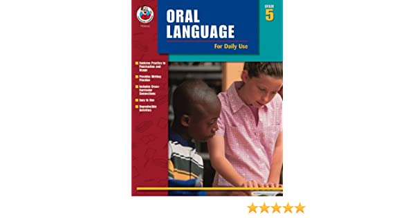 Oral Language For Daily Use Grade 5 School Specialty