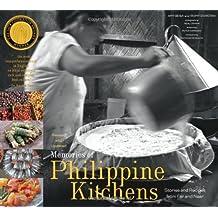 Memories of Philippine Kitchens by Besa, Amy, Dorotan, Romy(May 1, 2012) Hardcover