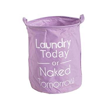 Faltbare Wäsche Kleider Hamper Spielzeug Lagerung Korb Wäsche ...