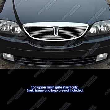 APS G85046S Polished Grille Replacement for select GMC Jimmy Models