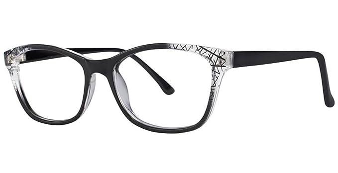 f39432810d9 Ice Women s Eyeglasses - Modern Collection Frames - Black Crystal 52-17-140