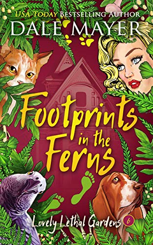 Footprints in the Ferns (Lovely Lethal Gardens Book 6)