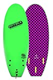 Catch Surf Odysea 5'0'' Stump Thruster (Lime, 5'0'' Thruster)