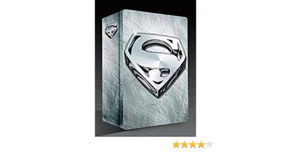 Superman-Ultimate Box Set [Reino Unido] [DVD]: Amazon.es: Superman ...