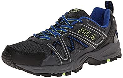 Fila Men S Ascente  Trail Running Shoe