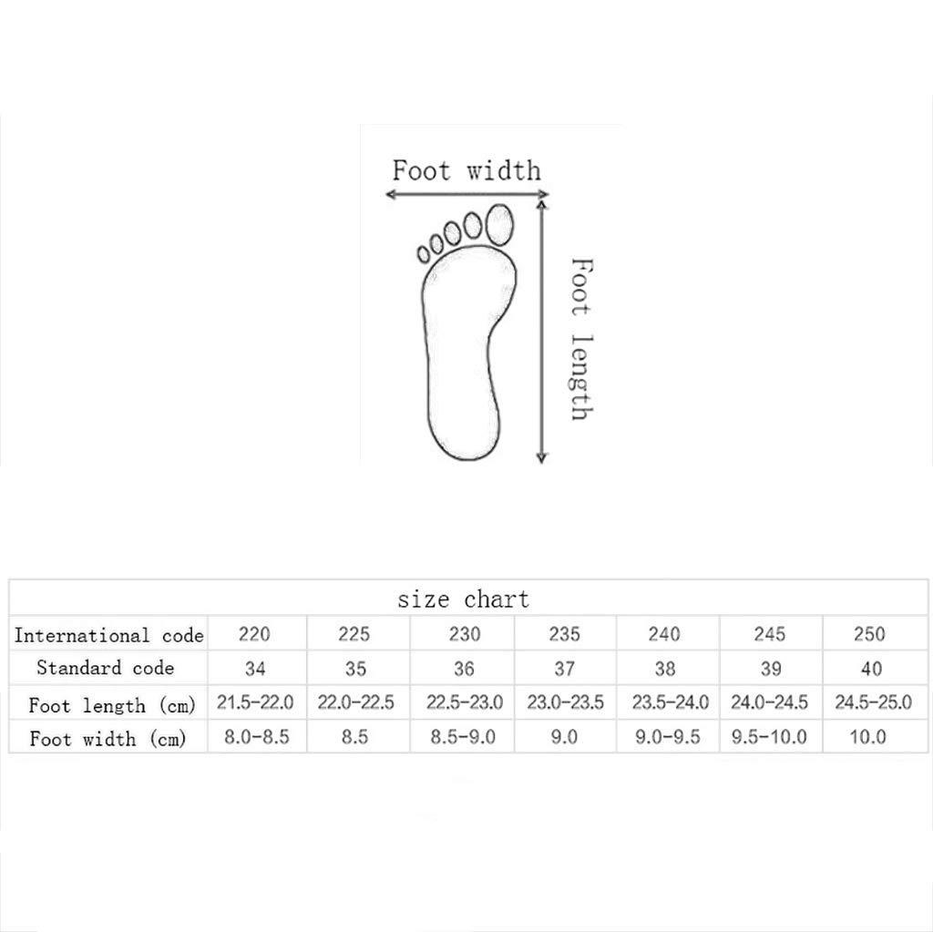 XZhoes Herbst und Winter Frauen Frauen Winter weiß erhöht Sport Rutschfeste Schuhe/lässig atmungsaktiv dicken Boden Mesh Fitness-Schuhe Laufen (Farbe : Weiß, größe : 37) - e1814f