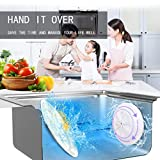 OCYE USB Automatic Dishwasher, Portable
