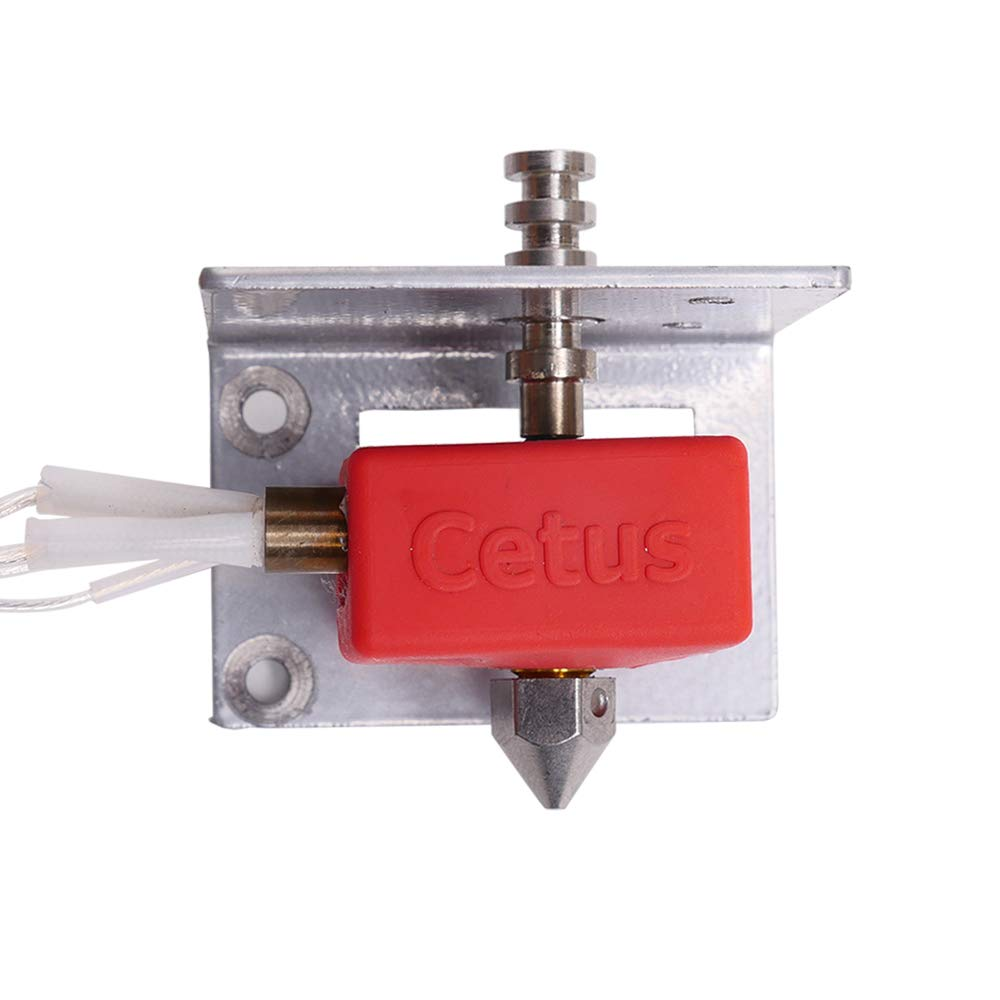 Cetus Extruder Heater Kit V2 con 3 boquillas de acero, compatible ...