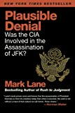 Plausible Denial, Mark Lane, 161608359X