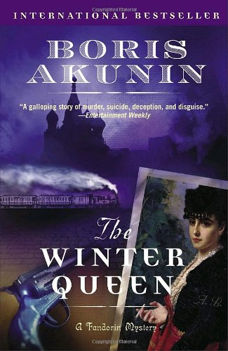 Book cover for The Winter Queen