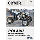 Clymer M367 Repair Manual