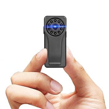 G&F Camara Oculta De La Camara Espía De La Camara Oculta 1080P HD Mini para iPhone