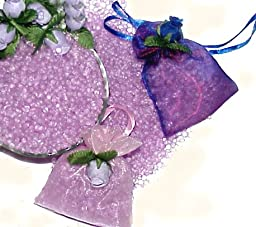 Scented Sachet Potpourri Bags/ 2 Lavender Bags.