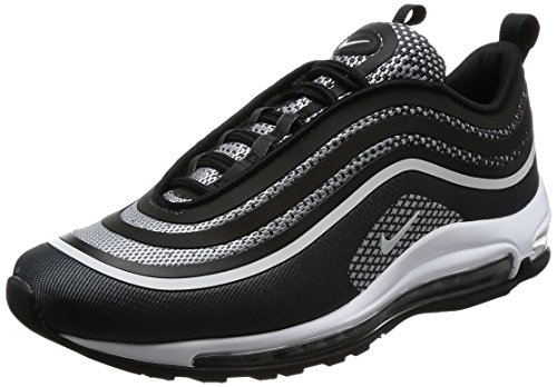 NIKE Men's Air Max 97 UL '17 Black/Pure/Platinum/Anthracite Casual Shoe 10.5 Men US