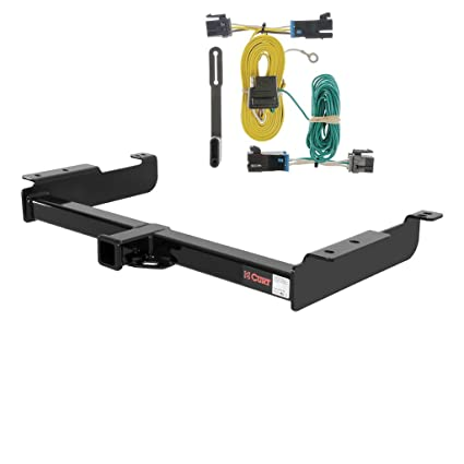 Terrific Amazon Com Curt Class 4 Trailer Hitch Bundle With Wiring For Wiring 101 Cominwise Assnl