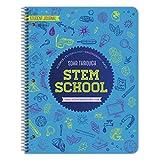 STEM Education Journal for Middle School / High School - By School Datebooks