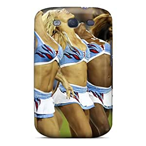 Perfect Fit GJmvcYv2980RtKBb Tennessee Titans Cheerleaders 2013 Case For Galaxy - S3