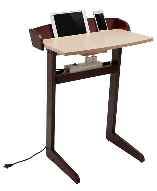 deskio computertisch fr kleine rume sofa beistelltisch laptop - Computertisch Fr Imac 27