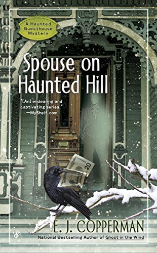book cover of Spouse on Haunted Hill
