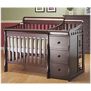 Sorelle Newport Mini Convertible Crib And