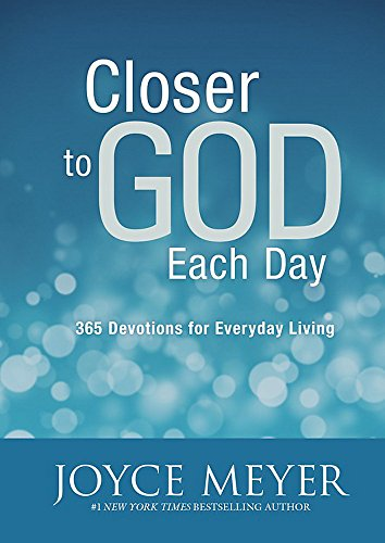 Closer to God Each Day: 365 Devotions for Everyday Living