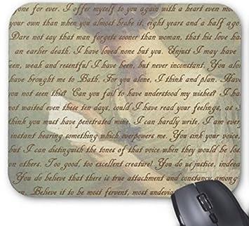 Diseño de la Carta de la persuasión del cojín de ratón del ...