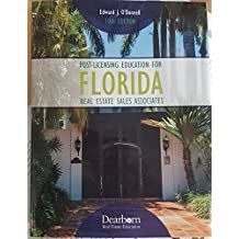 Post-Licensing Education for Florida Real Estate Sales Associates- 10th Edition