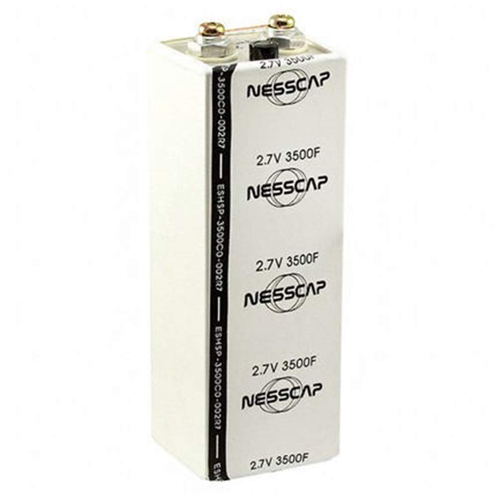 NESSCAP super capacitor graphene battery 2 7V 3500Farad