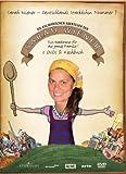 Die kulinarischen Abenteuer der Sarah Wiener 1 (2 DVDs + Kochbuch)