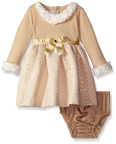 dresses to knit for babies - 4