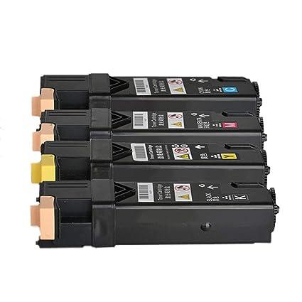 Compatible con la caja de polvo C6500 Cartucho de tinta C6505 ...