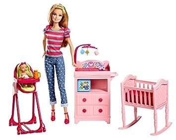 barbie hochstuhl