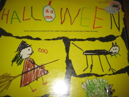 Halloween: Games, Stories and Songs with Kay Lande -