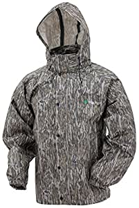 Frogg Toggs AS1310-503X All Sports Camo Rain Suit, Mossy Oak Bottomland, 3X-Large