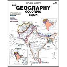 geography coloring book 3rd edition - Geography Coloring Book