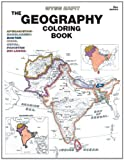 Book Cover for Geography Coloring Book (3rd Edition)