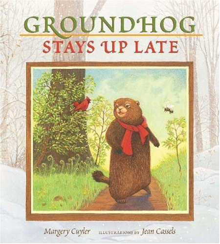 Download Groundhog Stays Up Late PDF