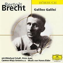 Galileo Galilei Hörspiel von Bertholt Brecht Gesprochen von: Ekkehard Schall, Carmen-Maja Antoni