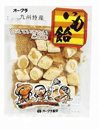 Amazon | オークラ製菓 いも飴 1...