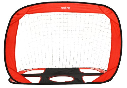 mitre 2-in-1 Soccer Goal and Target, 42 x 30-Inch