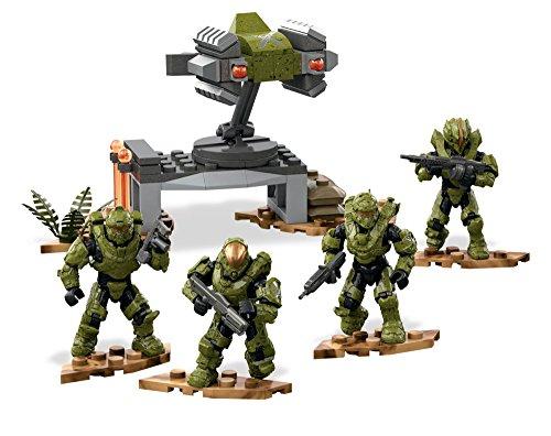 Mega Construx Halo Dagger Fireteam Building Set from Mega Bloks