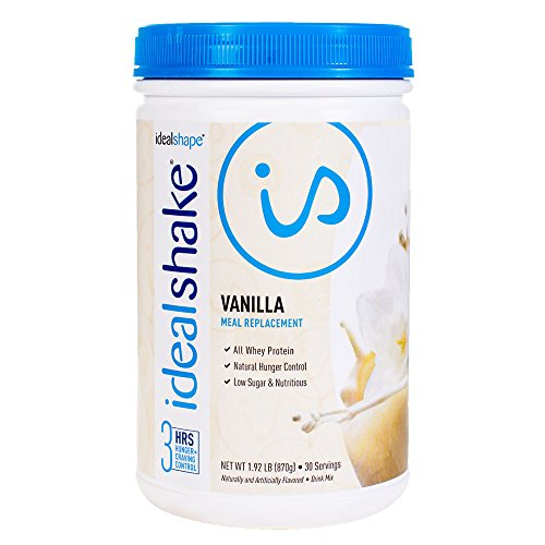 IdealShake Meal Replacement Shakes |11-12g of Healthy Whey Protein Blend | Promotes Weight Loss | 22 Essential...