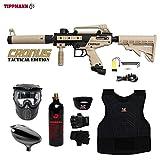 MAddog Tippmann Cronus Tactical Beginner Protective CO2 Paintball Gun Deal (Small Image)